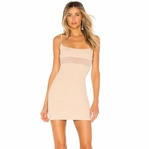 NBD nude dress